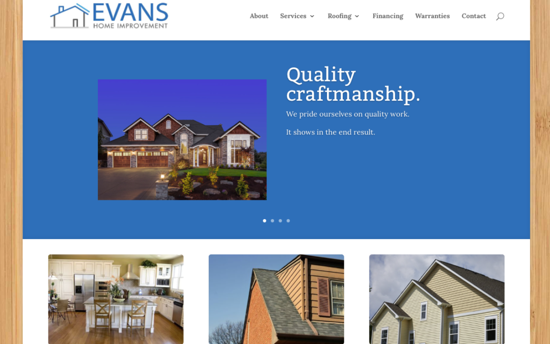 Evans Home Improvement