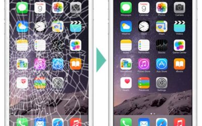 iPhone & iPad Cracked Screen Repair